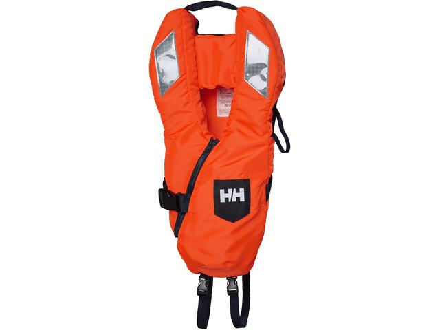 Helly Hansen Safe+ Chaleco Rescate Jóvenes, fluor orange